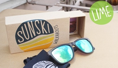 Sunski Headlands - Lime